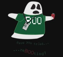 Stanley the Computer Programming Ghost T-Shirt