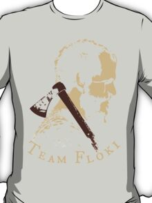 Team Floki - VIKINGS T-Shirt