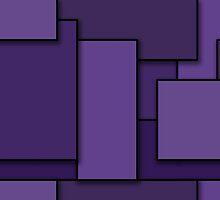 Blocks (Purple) by myself22889