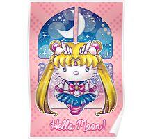 Hello Senshi Poster