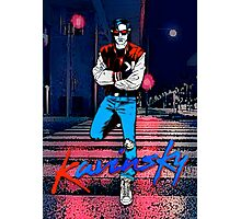 Kavinsky Down Town Photographic Print