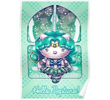 Hello Neptune Poster