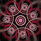 Circular Bubbles by Sandy Keeton