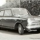 1964 Ford Cortina GT, 2 door. by Woodie