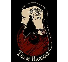 Team Ragnar - Vikings Photographic Print