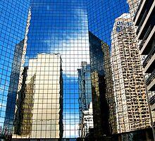 Urban Reflections II by wwyz