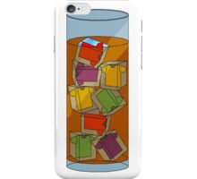 ice tea-shirt  iPhone Case/Skin