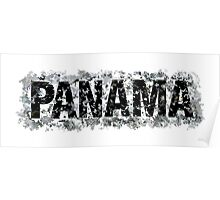 Panama Dark Poster