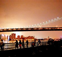 MANHATTAN BRIDGE by fashionforlove
