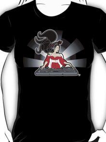 Osaka Nights Black Tee T-Shirt