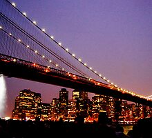 BROOKLYN BRIDGE 2 by fashionforlove