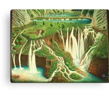 PLITVICE Canvas Print