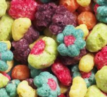 Fruit Shaped Cereal Sticker