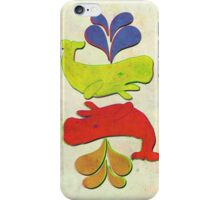 Whale 2.0 iPhone Case/Skin