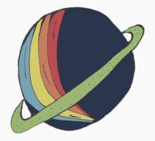 Little Saturn by Seylent