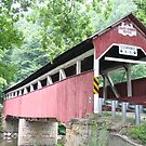 Covered Bridge of Somerset County by ALittleBitofRnR