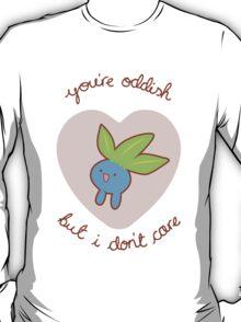 Oddish Valentine V2 T-Shirt