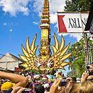Royal Cremation - Ubud, Bali by Stephen Permezel
