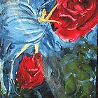 Rose Fairy  by Michelle Larrea