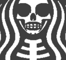 Dead Starbucks Sticker