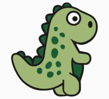 Comic dinosaur by Designzz
