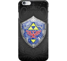 Zedla - Link Shield doodle iPhone Case/Skin