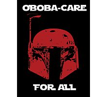 Boba Fett Healthcare Photographic Print
