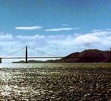 Golden Gate (the long shot) by Jim DeMore