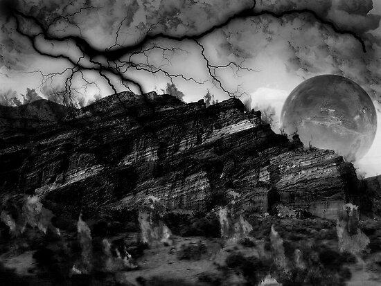 Destruction of the Earth by JoRu