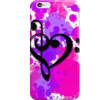 Musical Valentine iPhone Case/Skin