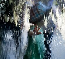 Reaching For The Wall of Water by Leanne Robson