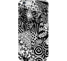 Geometric 1 - Going Xmas Shopping - Aussie Tangle iPhone Case/Skin