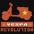 VESPA REVOLUTION by madeofthoughts