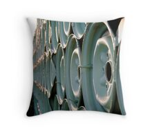 One Man's Trash.... Throw Pillow