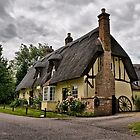 Church Cottage. by Martin E. Morris
