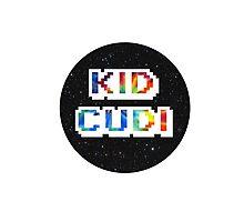 KID CUDI (SPACE) Photographic Print
