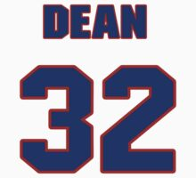 National baseball player Dean Chance jersey 32 T-Shirt