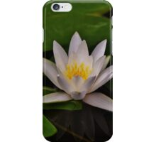 Slowly, she opens her eyes iPhone Case/Skin