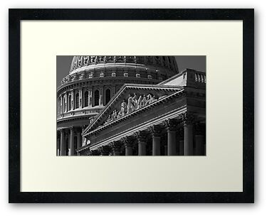 US Capitol, Washington DC, USA by Matthew Walters