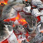 Hot Coals by Graham Ettridge