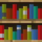 Library by Samantha Lusher