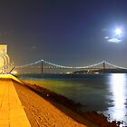 Summer night. Lisbon by terezadelpilar~ art & architecture