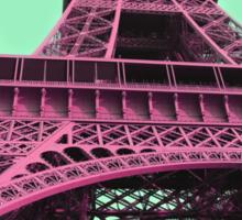 Le Style Pop Art De La Tour Eiffel Sticker