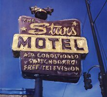 Stars Motel by Steven Godfrey