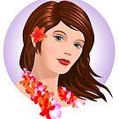Hawaii Girl by Graham Bliss