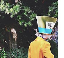 Alice In Wonderland's Mad Hatter  by whitneymicaela