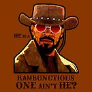 He is a rambunctious one ain't he? by Omar  Mejia