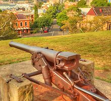 Shooting from the Hill by Michael Matthews