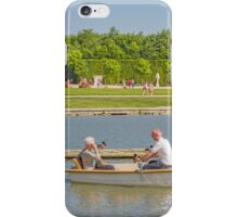 Palace Gardens, Versailles, France #2 iPhone Case/Skin
