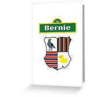 Team Bernie Greeting Card